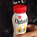 The Upbeat Protein Drink – liquid snacking