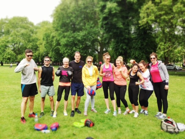 4 steps for summer - sw4 fitness boxing lesson
