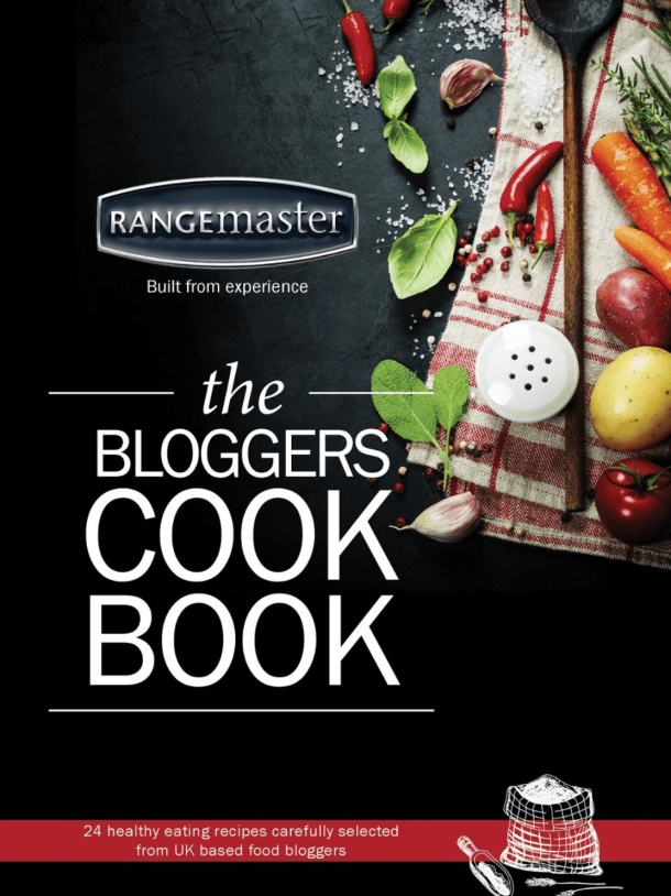 The Aga Rangemaster Bloggers Cookbook - black rice and mango pudding