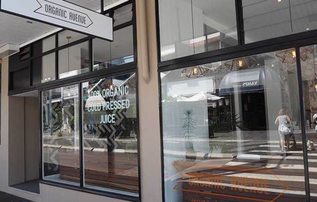 3 Healthy Cafes in Paddington Sydney - Organic Avenue