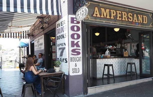 3 Healthy Cafes in Paddington Sydney - Ampersand