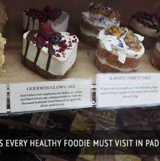 3 healthy cafes in paddington