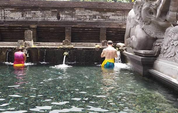 Spiritual Bali - Tirta Empul