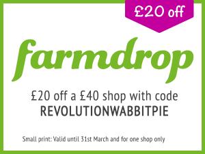 Farmdrop discount code