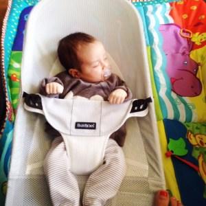 getting a newborn to sleep