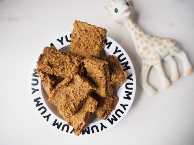 HB Eats: Baby Oat Bars Recipe