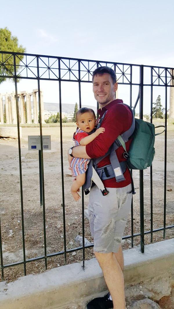 Baby changing bags - fjallraven kankun