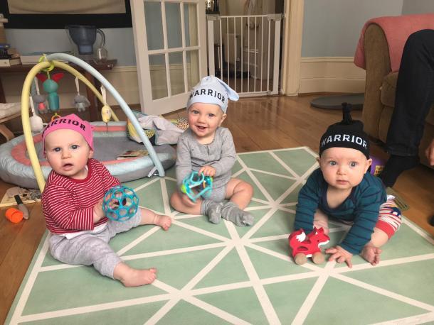 The Warrior Method babies