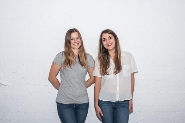 Sleep Thief founders, Sophie & Effie