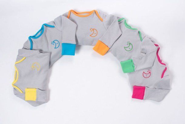 Sleep Thief zipped sleepsuits