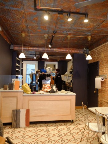 What an amazing space! Just being renovated for the new Coffee Bar where Papa will be prominently featured!