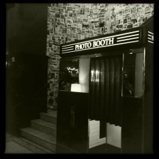 Visits to the (lobbies) of fancy hotels @ Ace Hotel Photo Booth.