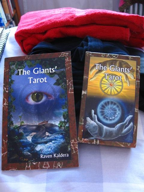 giants' tarot