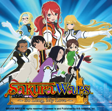 Sakura Wars: So long  My love