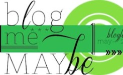 Blog Me Maybe: Writing