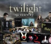 Twilight MASSIVE GIVEAWAY NEWS!!!