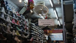 ~view at Chatuchak weekend market...