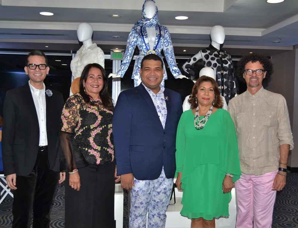 Diseñador Rafael Rivero presentará colección \