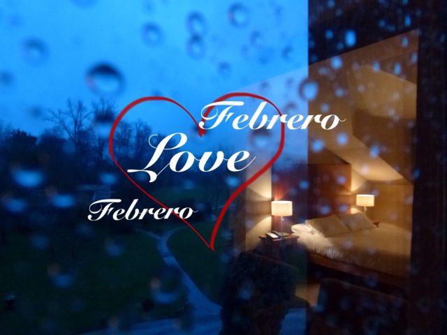 """Febrero love, día de los enamorados """"San Valentín"""""""