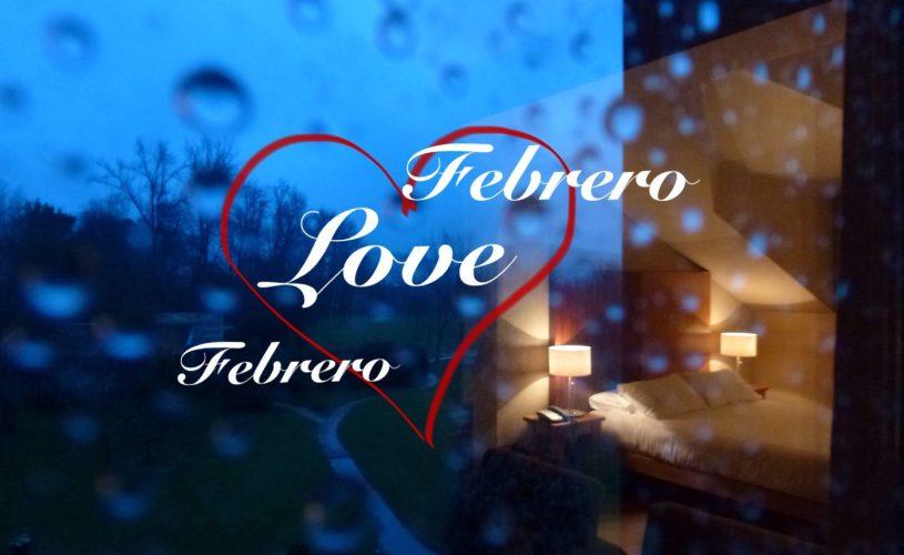 """Febrero-Love. """"Día de los enamorados-San Valentín""""."""