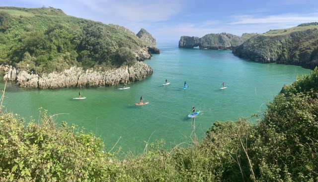 paddle surf con sup-dreamers