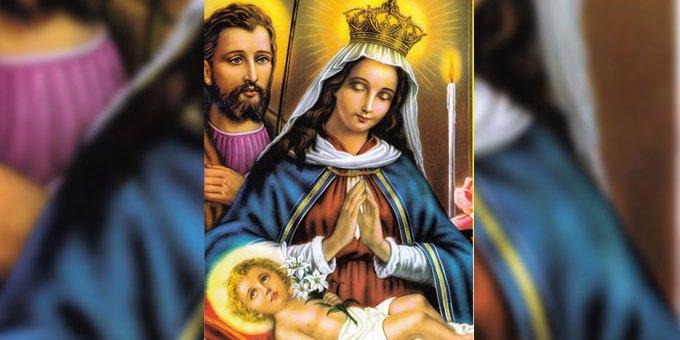 Virgen de la Altagracia protectora y reina de los dominicanos