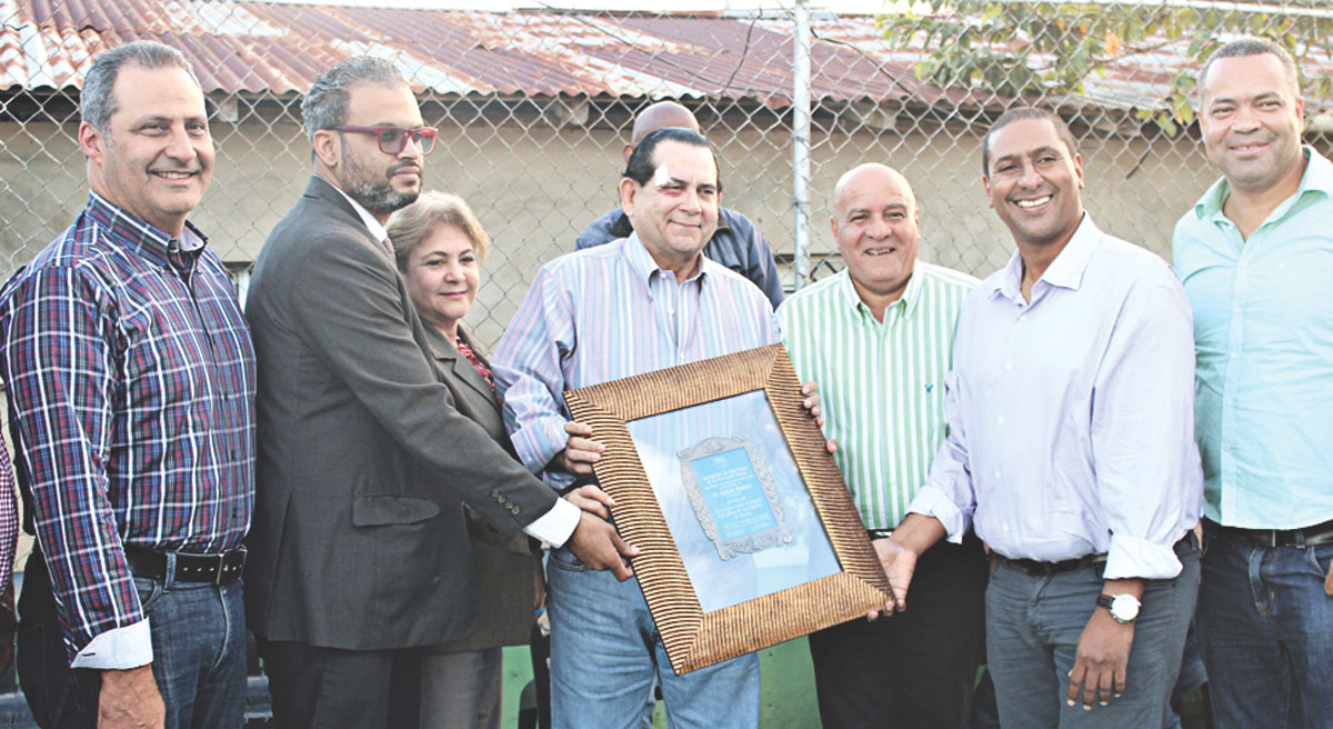 La Abaprodu dedicó el primer torneo de baloncesto Rural al senador Amílcar Romero.