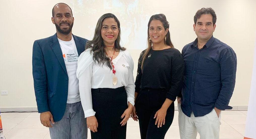 Federico Montero, Yomaira Martinó, Raquel Díaz, Carlos Miranda