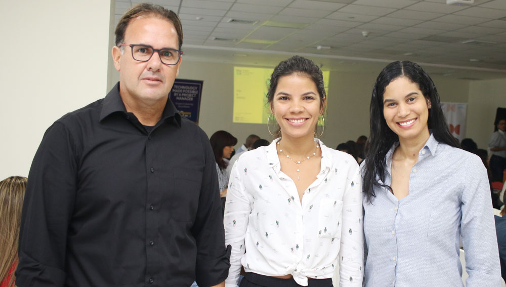 Ruben Torres, Shaina Alonso, Scarlin Gómez