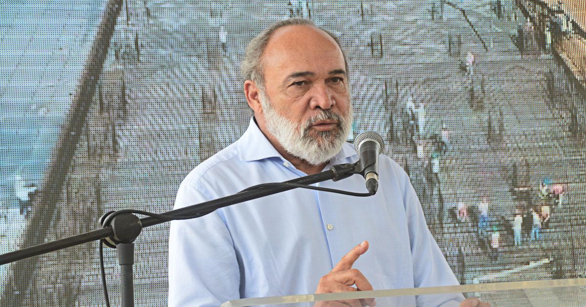 Ing. Francisco Pagán, director de Oficina de Ingenieros Supervisores des Obras del Estado (Oisoe)