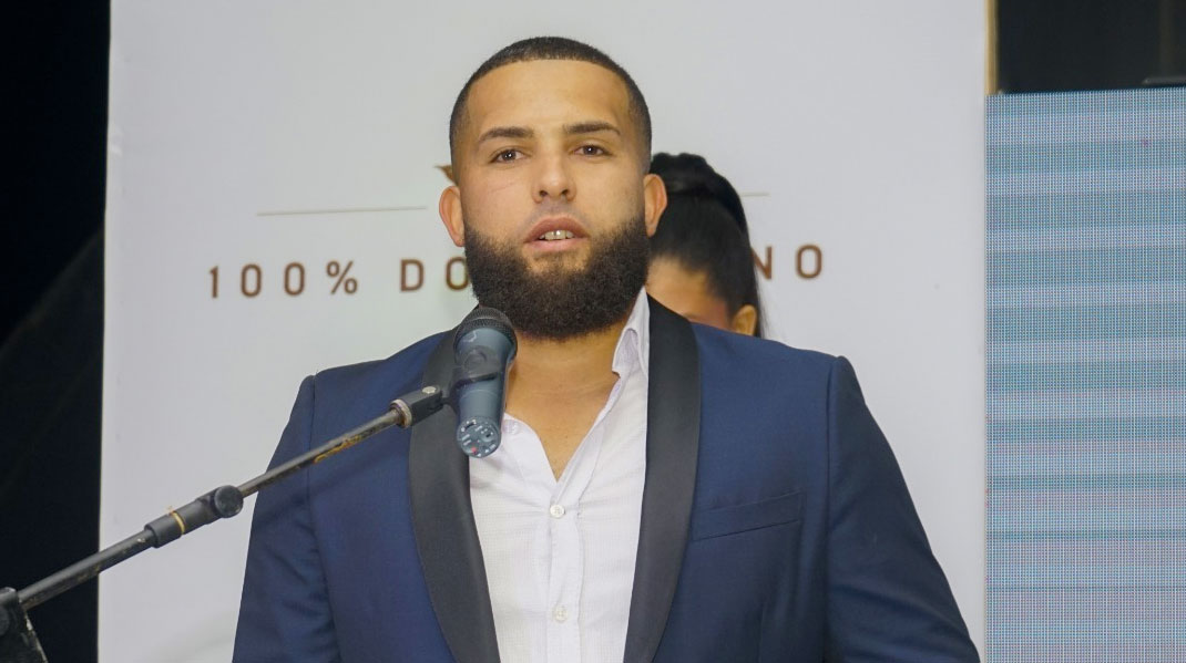 Kelvin Herrera, presidente y CEO de HDM Cacao.