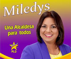 Miledys Núñez Pantaleón, Candidata a la Alcaldía de San Francisco de Macorís
