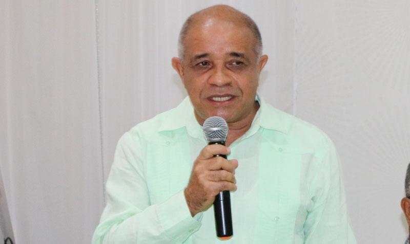 Maestro Juan Taveras Vargas, ex subdirector Administrativo del Recinto de la UASD, Recinto San Francisco.