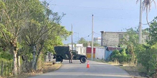 Militares cierran SFM; evitan propagación del virus en zonas vecinas