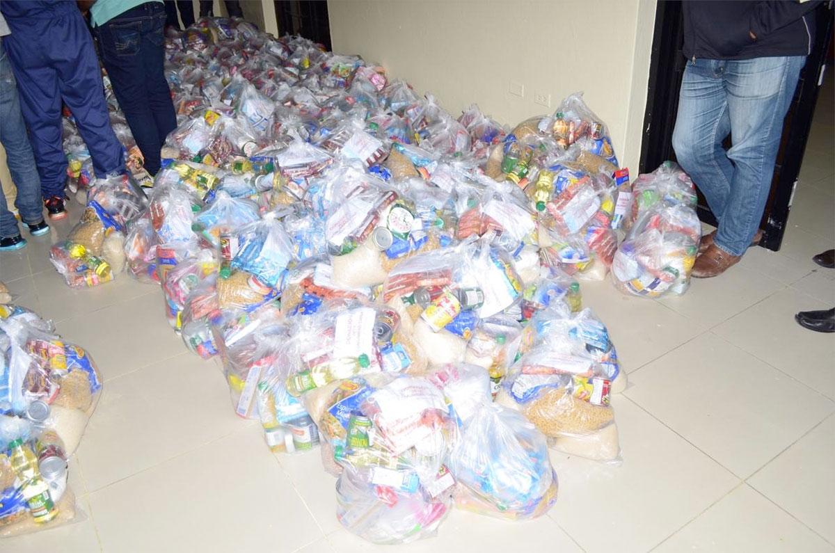 La Comunidad China y Fundación Chasintong donan 400 kits de alimentos al Ayuntamiento de SFM