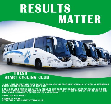 Fresh Start Cycling Club