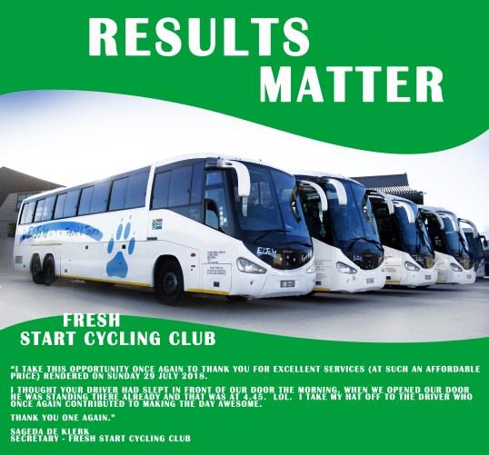 Fresh Start Cycling Club