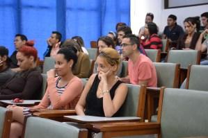 Jóvenes del Centro de Inmunología Molecular