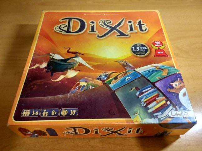 La portada de Dixit