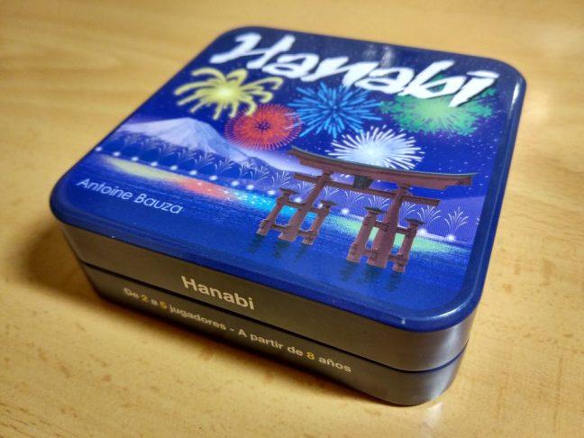 Caja Hanabi