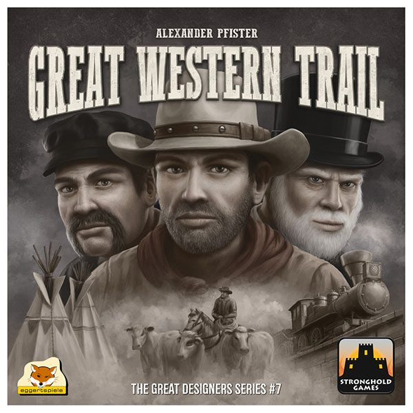 Portada Great Western Trail