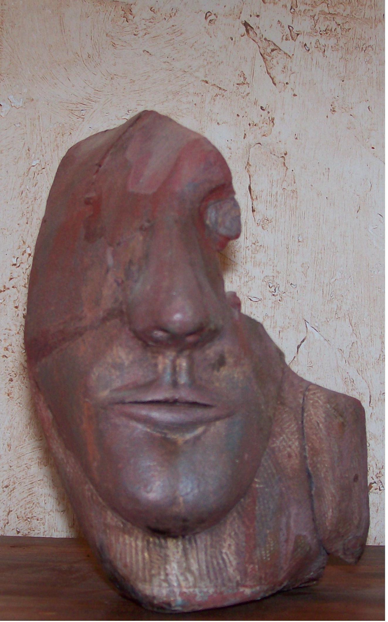 Escultura.SLUMDAR.Pensares