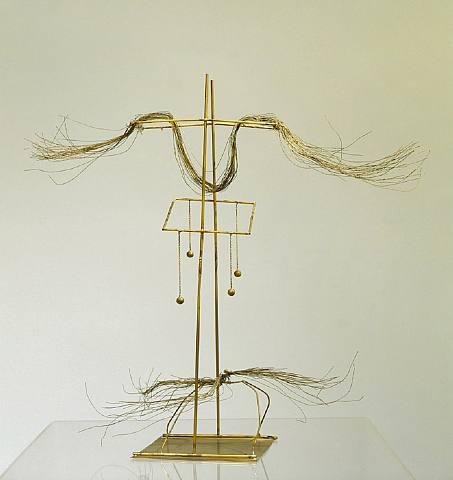 """Fausto Melotti, """"Insecto"""" (1978)"""