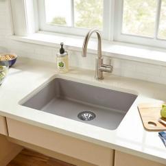 Elkay Kitchen Sinks Hood Reviews Quartz Classic Ada