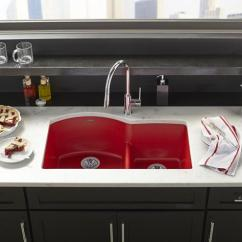 Menards Kitchen Faucets Japanese Knife Elkay | Quartz Luxe Sinks. Bold Granite Colors ...