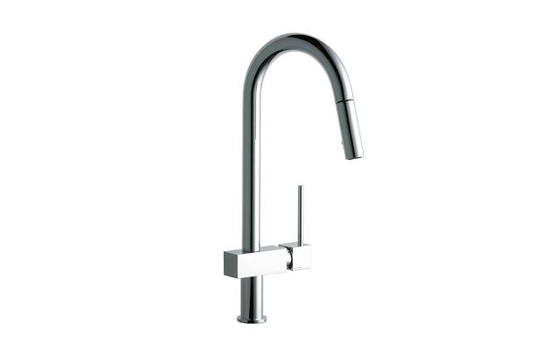 pull out spray kitchen faucet bella elkay down faucets for the home avado single hole with and lever handle