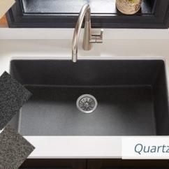 Kitchen Sinks At Menards Ikea Cabinets Sale Elkay | Quartz Sinks. Bold Granite Colors. Sleek ...