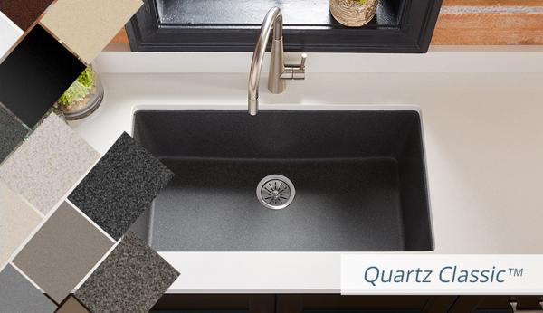 Elkay Kitchen Sinks Granite Composite