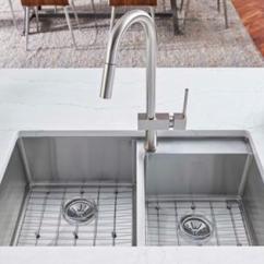 Elkay Kitchen Sinks Stainless Steel Appliance Set Crosstown