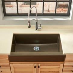 Brown Kitchen Sink Dansko Shoes Quartz Luxe Sinks Elkay